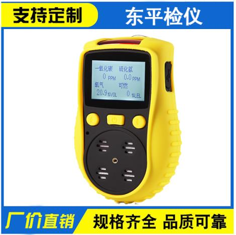 DP1200H-EX便携式可燃气体检测仪
