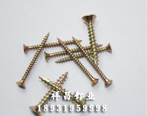 双线细牙干壁螺钉定制