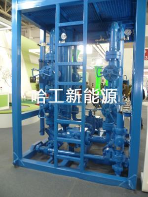 高壓過濾除砂器加工