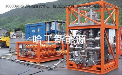 高壓過濾除砂器加工廠家