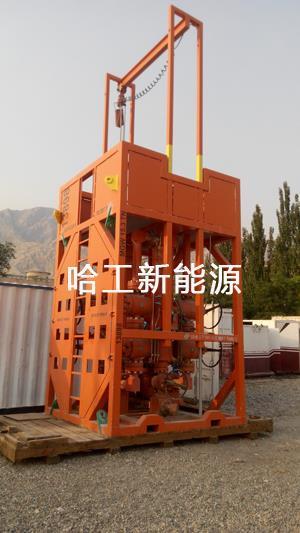 高压过滤除砂器加工厂家