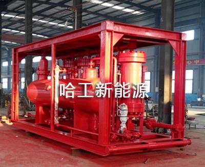 35MPa高压四相分离器加工厂家