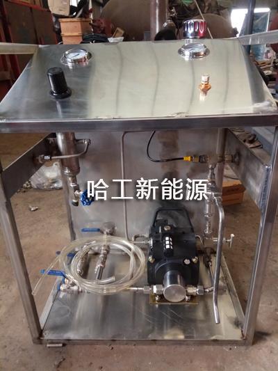 105兆帕化学注入泵加工