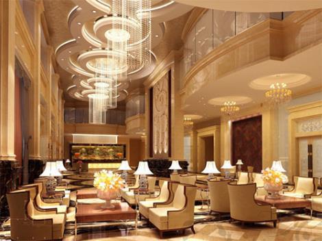 南京酒店装修
