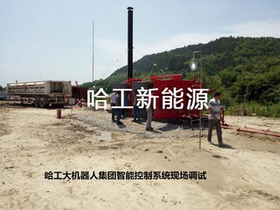 井口氣回收設備裝置