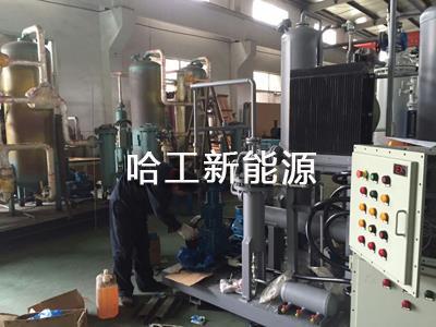 井口氣回收裝置