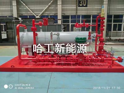 井口氣液分離橇定制
