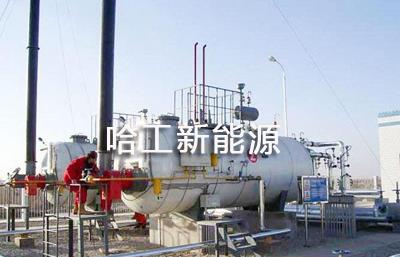 油气处理厂用水套加热炉