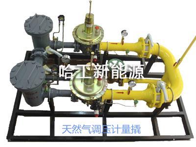 天然气计量调压橇的系统装置厂家