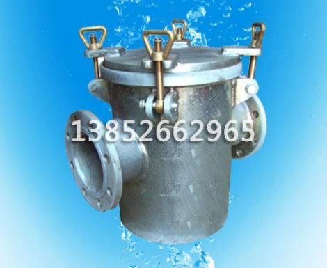 海水滤器加工