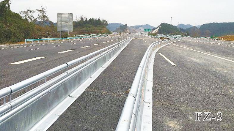 高速公路护栏生产