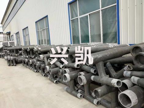 碳化硅管道