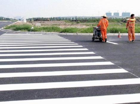 苏州道路交通划线