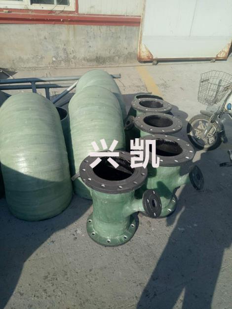 脱硫管道管件生产厂家