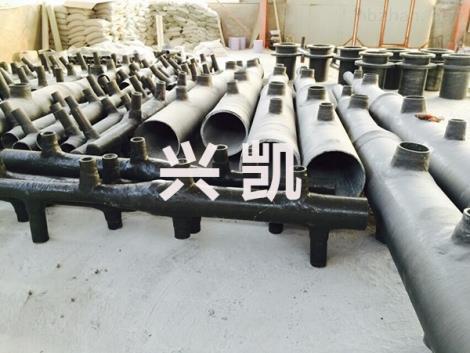 玻璃钢防腐管道供应商