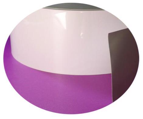 PE微发泡膜-铝箔发泡复合膜
