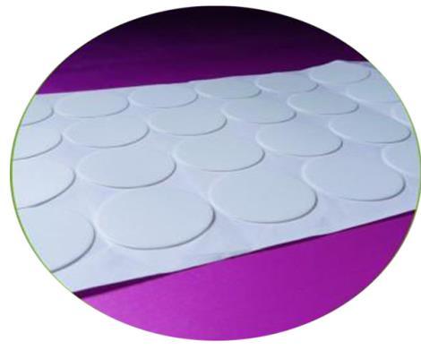 微孔发泡PE垫片