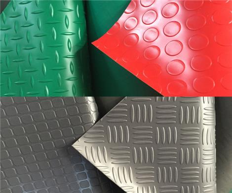 pvc塑料地毯