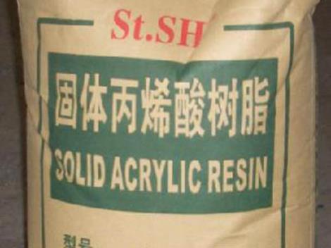 固体丙烯酸树脂回收