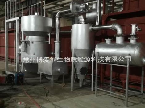 生物質燃氣發生器