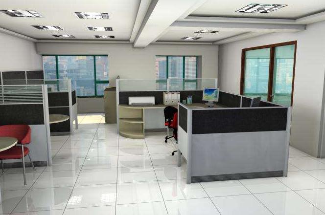 常州办公室装修