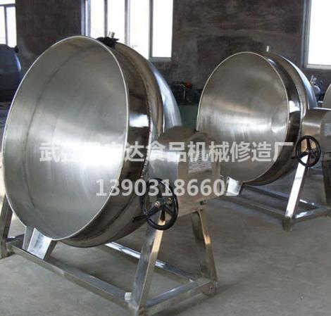 不锈钢蒸煮锅厂家