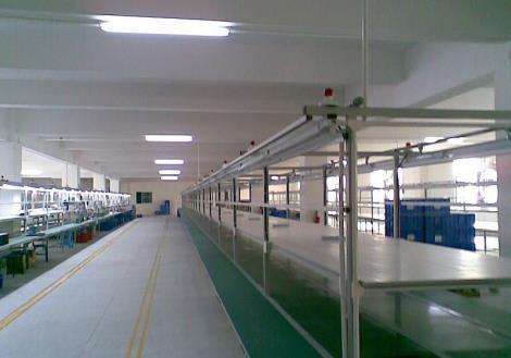 丹阳厂房装修