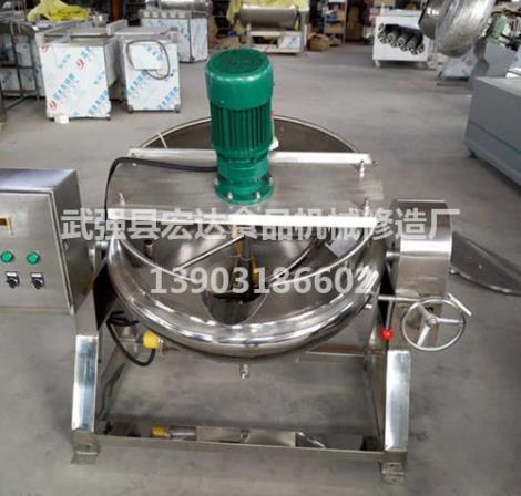 电加热夹层锅生产商