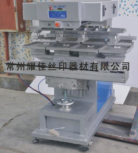 L4 S四色移印机加工