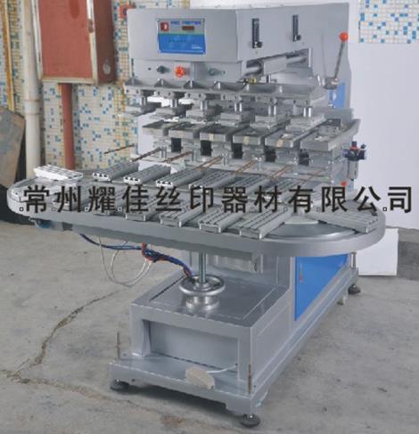 M6 C六色运输带移印机厂家