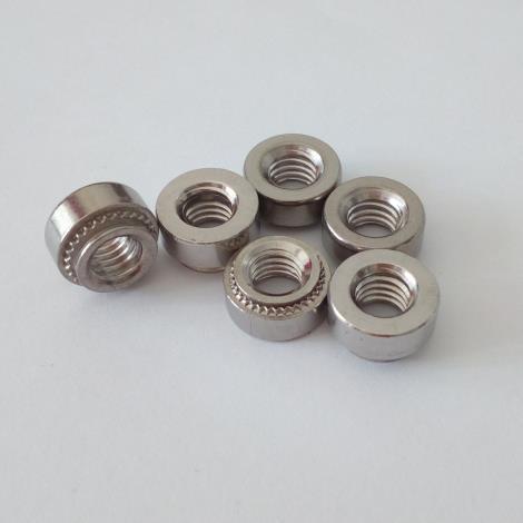 压铆螺母不锈钢加工厂家