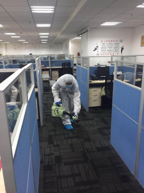 办公室杀虫灭鼠