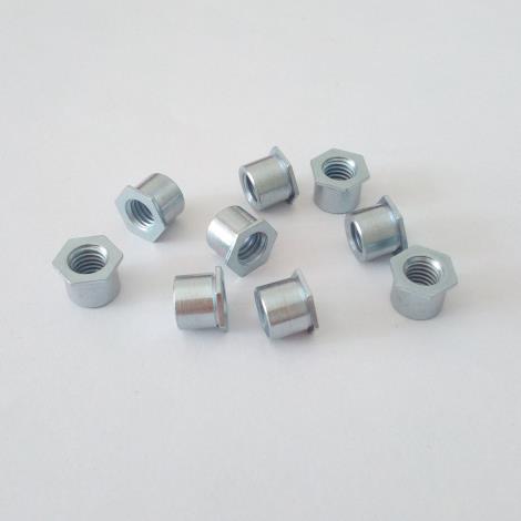 压铆螺柱通孔定制