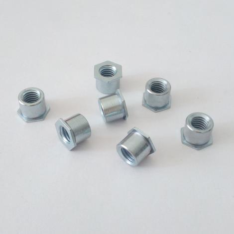 压铆螺柱通孔生产商