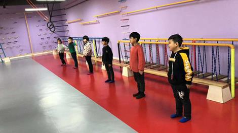国际感统课程培训中心