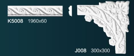 花角 平线 J008 K5008