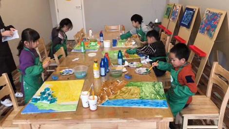 斯玛特儿童美术课堂