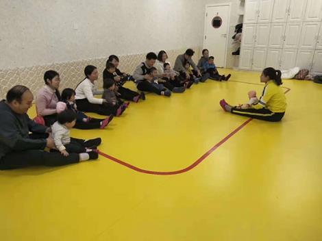 脑力悦动课程培训中心