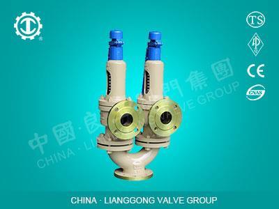 双联弹簧式安全阀供货商