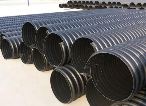 DN300~DN2400鋼帶增強排水管