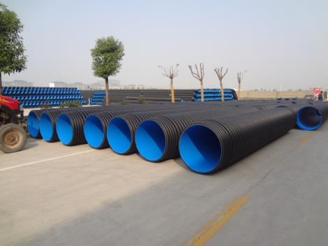 山东HDPE双壁波纹管DN800厂家