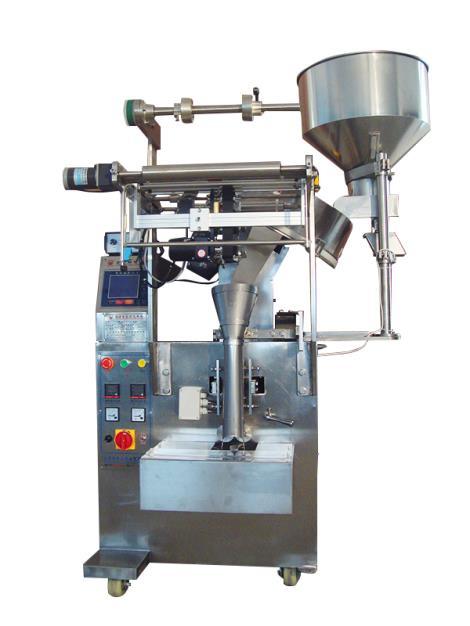HLB4-X320C1-P2背封自动数粒包装机