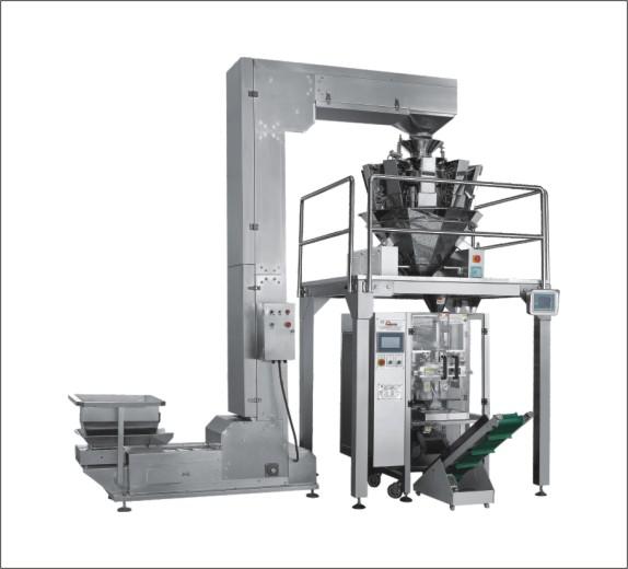 OMW-320立式翻领自动称量包装机