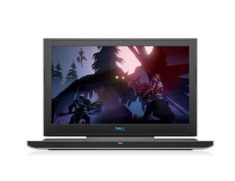 戴尔(DELL)游匣G7灵越7588 15.6英寸i7-8750H白色高色域学生电竞游戏笔记本电脑