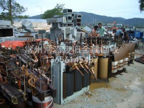 铜陵回收变压器