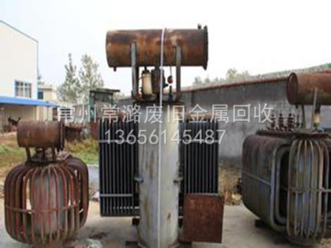 滁州回收变压器
