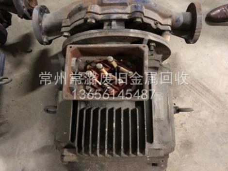 滁州回收电动机