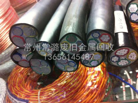 镇江电线电缆回收