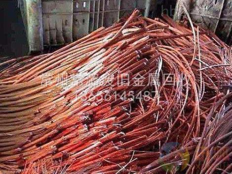 金华电线电缆回收