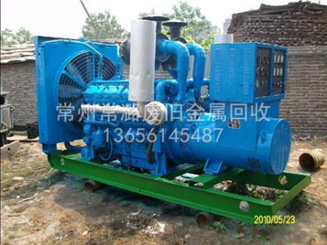 台州回收发电机
